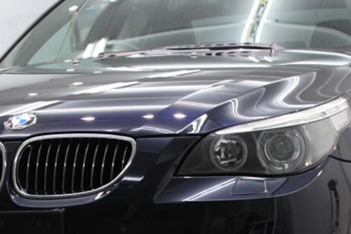 BMW ガラスコーティング 呉市のお客様より