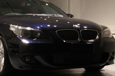 BMW コーティング施工03