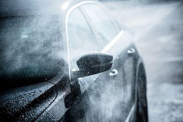 黄砂の対処法 コーティング後の洗車