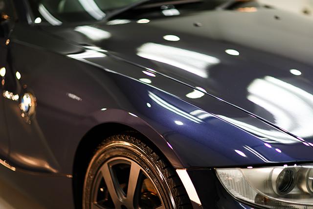 BMW Z4 コーティング施工 No.04