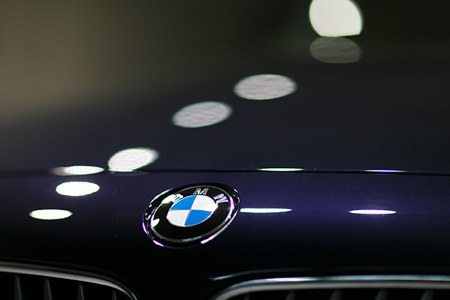 BMW Z4 コーティング施工 No.06
