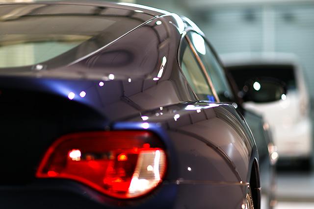 BMW Z4 コーティング施工 No.08