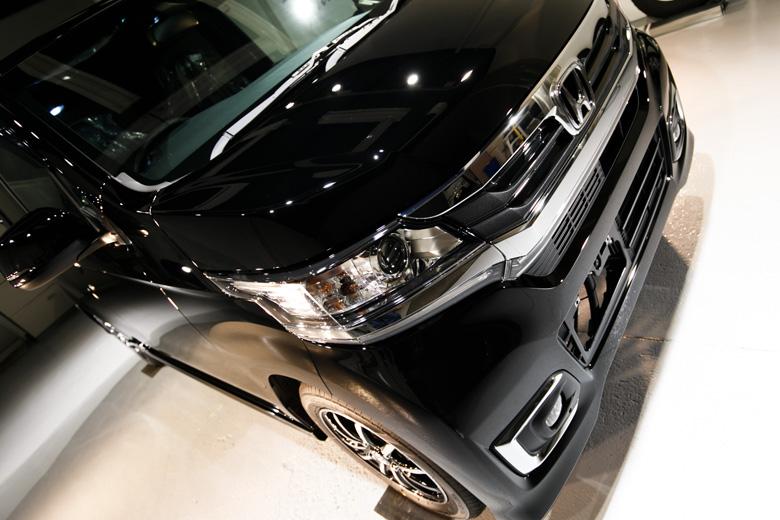 N-WGN ガラスコーティング 車磨き専門店シーズ広島