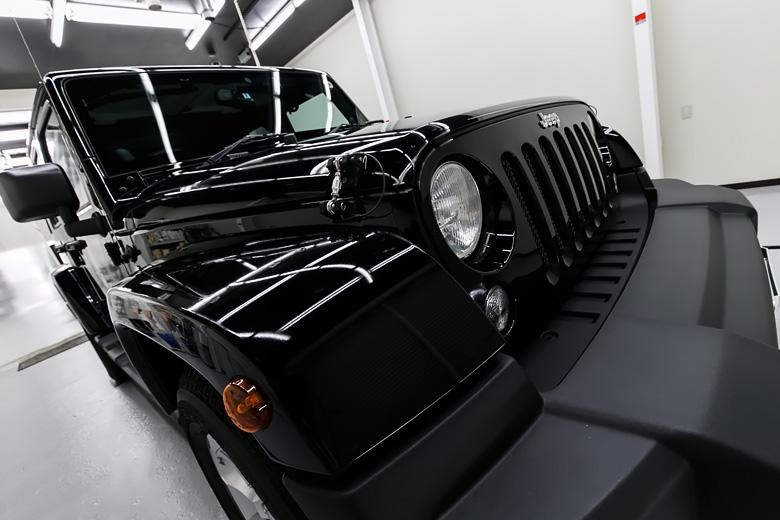 Jeep ジープ ガラスコーティング施工 No.07
