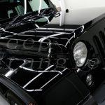 ジープ Jeep ガラスコーティング シーズ広島