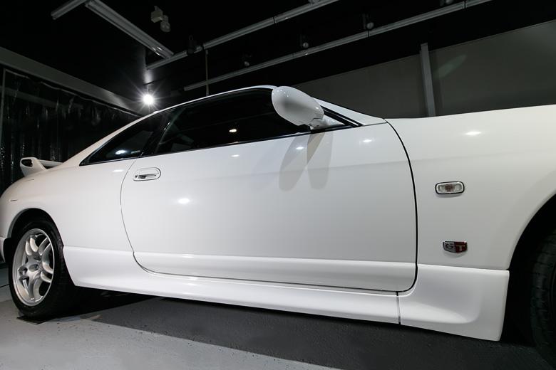R33 GTR ガラスコーティング No.07