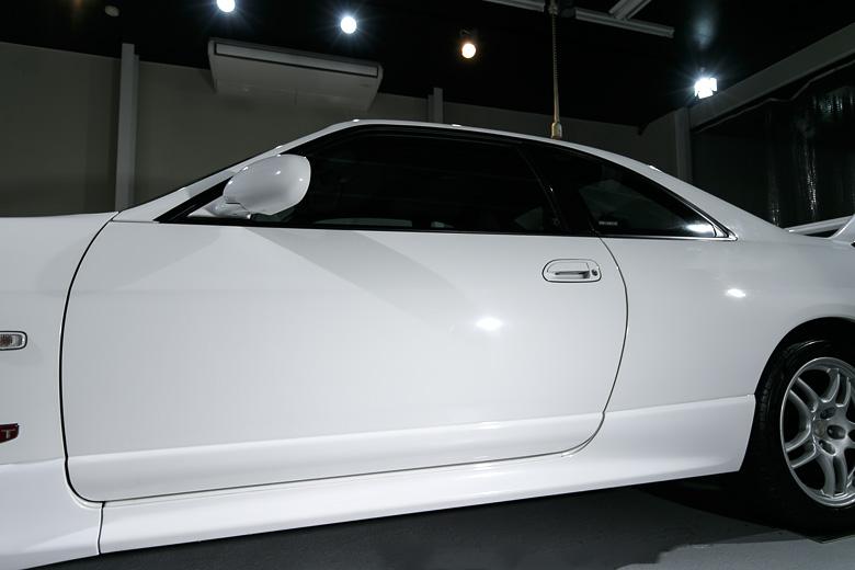 R33 GTR ガラスコーティング No.04