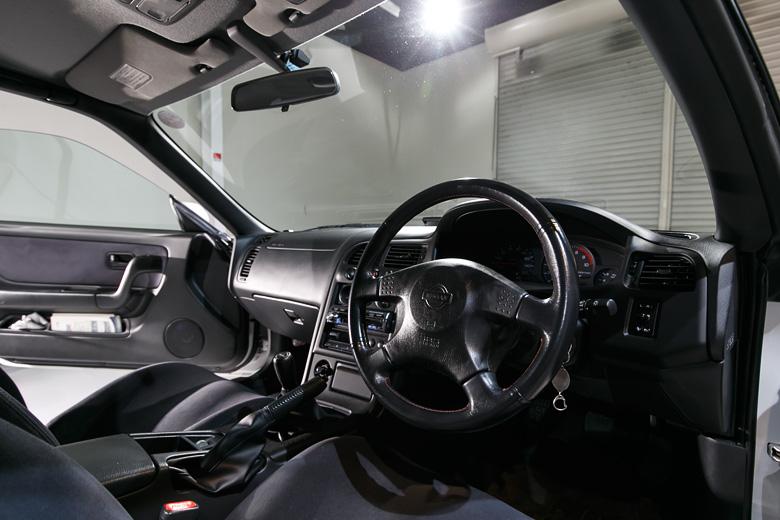 R33 GTR ガラスコーティング No.03