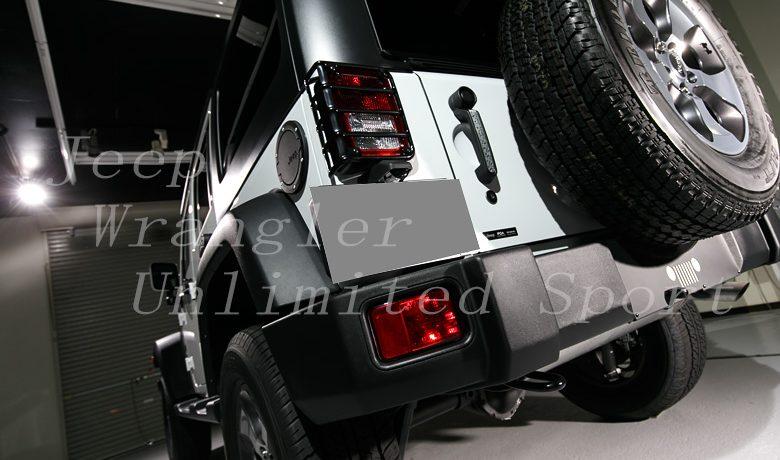 Jeep ガラスコーティング施工事例 シーズ東広島