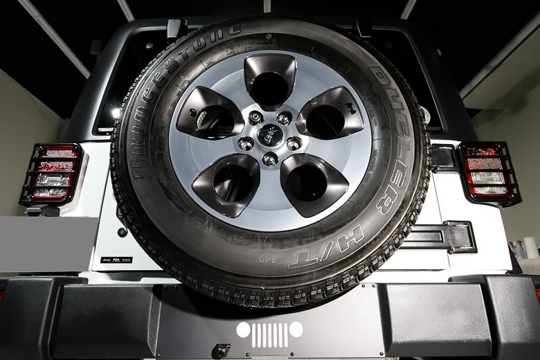 Jeep 磨きとガラスコーティング施工 No.00
