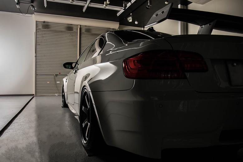 BMW ガラスコーティング施工例
